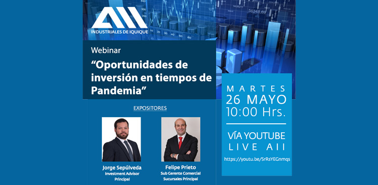 Webinar Oportunidades Inversion